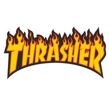 Thrasher Лого