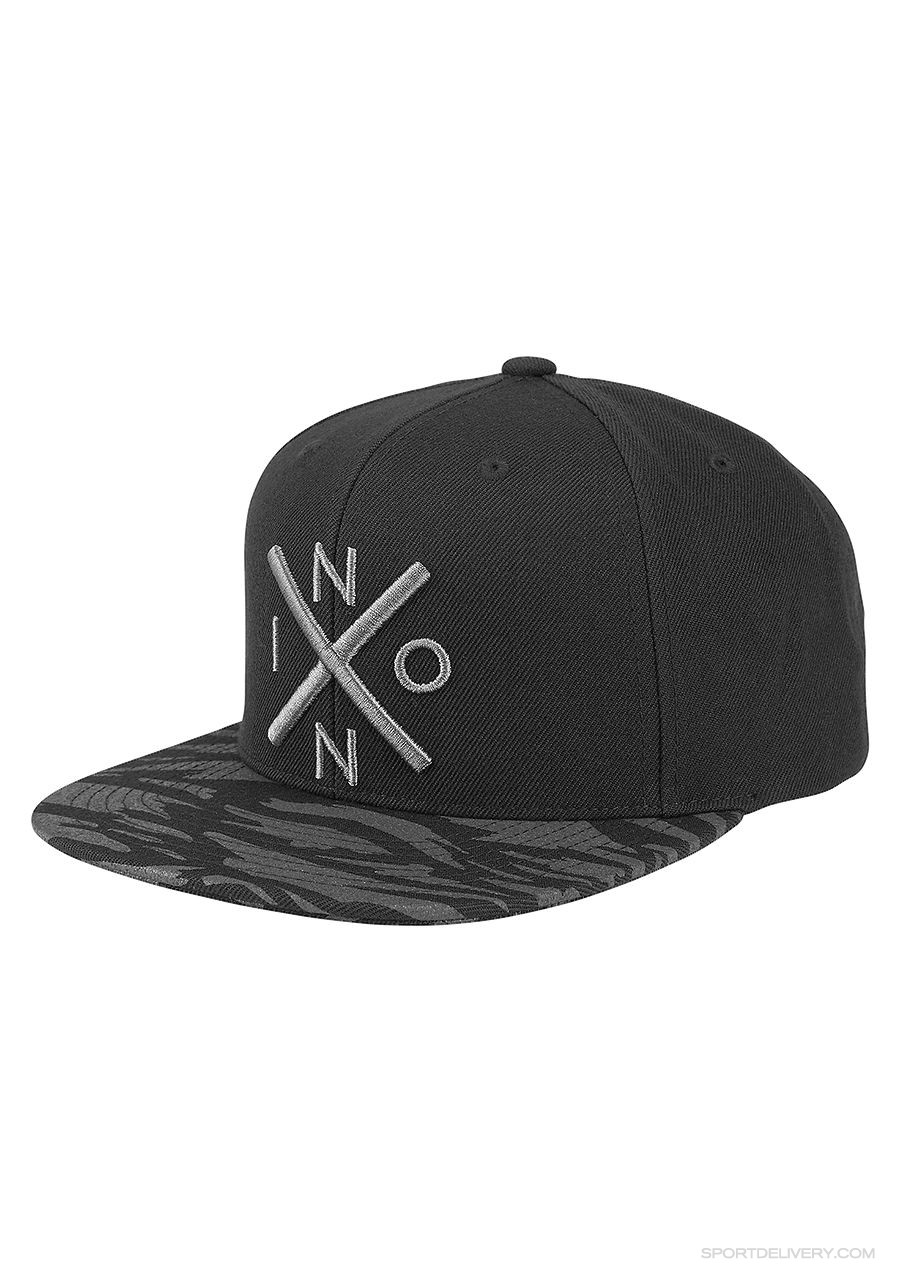 b0c888f47669b NIXON Exchange Snapback Hat - hats - Sport Delivery shop